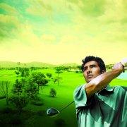 高尔夫运动海报设计