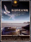 碧海鵬程 房地產廣告設計素材——飛鴿元素