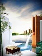 房地产海报设计模板