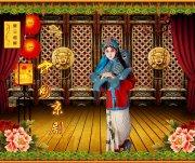 中國京劇——蘇三起解