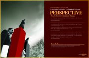商務畫冊perspective設計