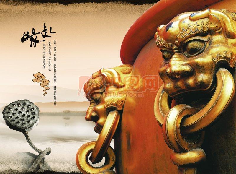 传承——中国古典风格海报设计素材