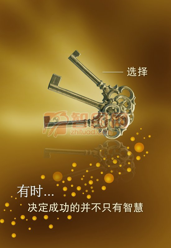 首页 ps分层专区 广告设计 海报设计  关键词: 选择 钥匙元素 金色