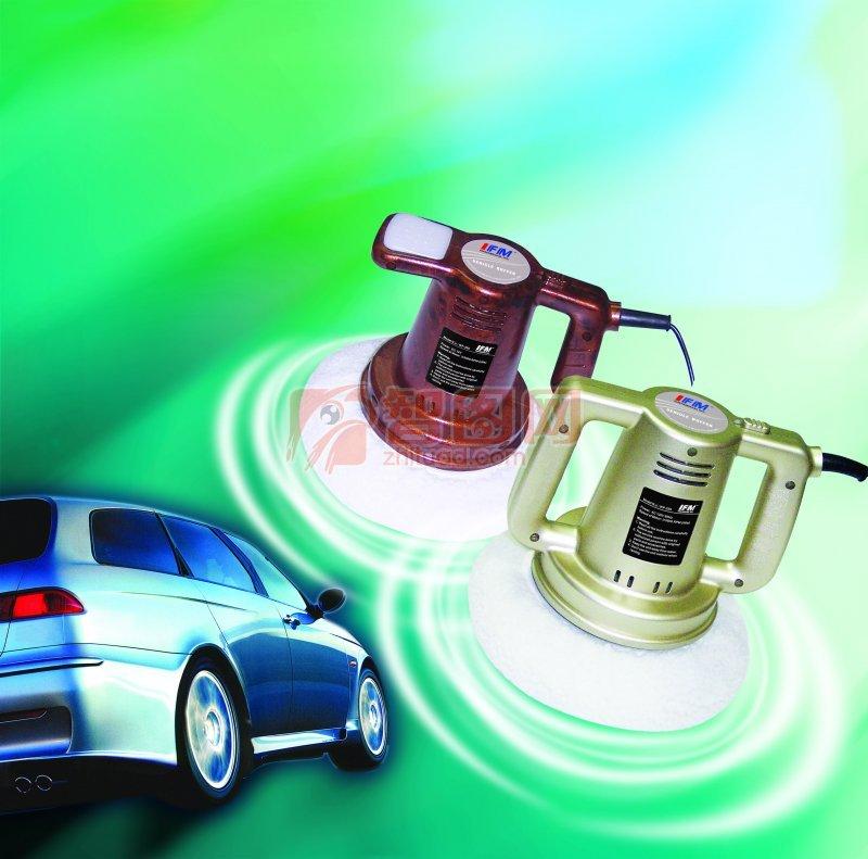 汽車產品海報設計