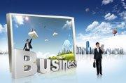 商務BUSINESS海報設計
