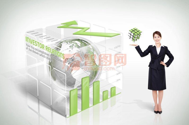 科技商務海報設計