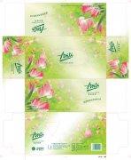 花语系列抽纸包装素材