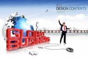 商務創意模板素材