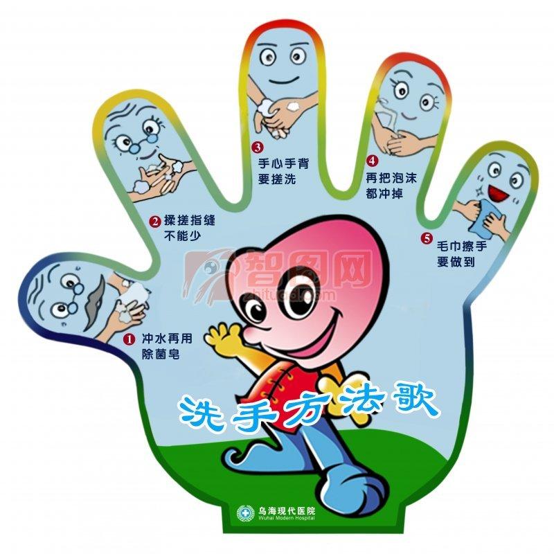 洗手方法歌