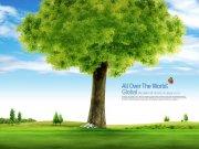 自然风景海报素材