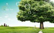 自然風景海報素材