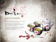 中国古典元素海报