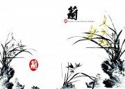 蘭花系列素材