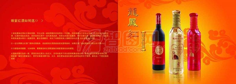 红酒类画册