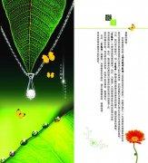 珠宝画册版式设计 钻石宣传画册