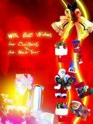 圣诞铃铛海报