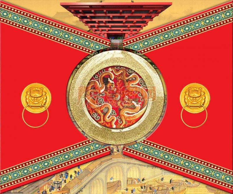 上海世博庆典素材