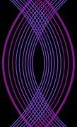 黑紫色花紋