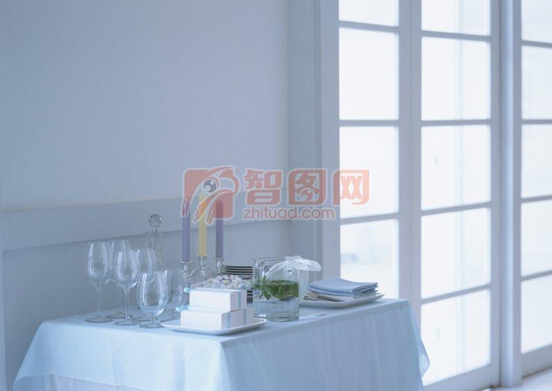 餐具摄影照片