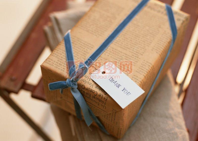 包装好的礼物