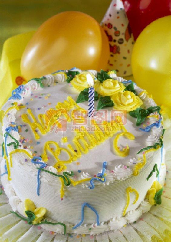 蛋糕 生日蛋糕