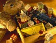 積木 骰子積木 布娃娃