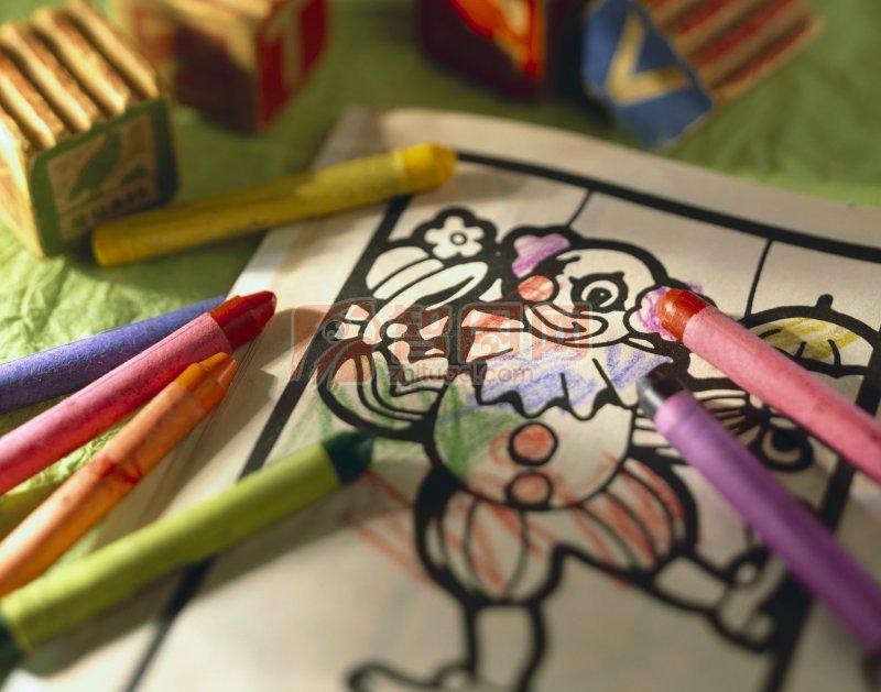 兒童畫攝影