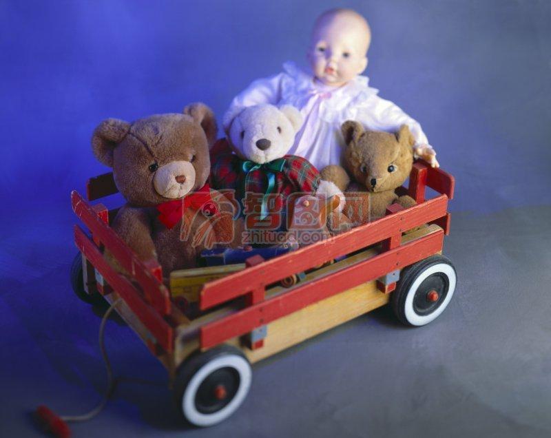 儿童玩具摄影