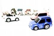 玩具汽车元素