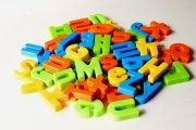 彩色数字玩具