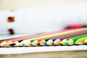 彩色铅笔素材