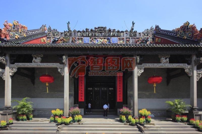广州图片001-陈家祠