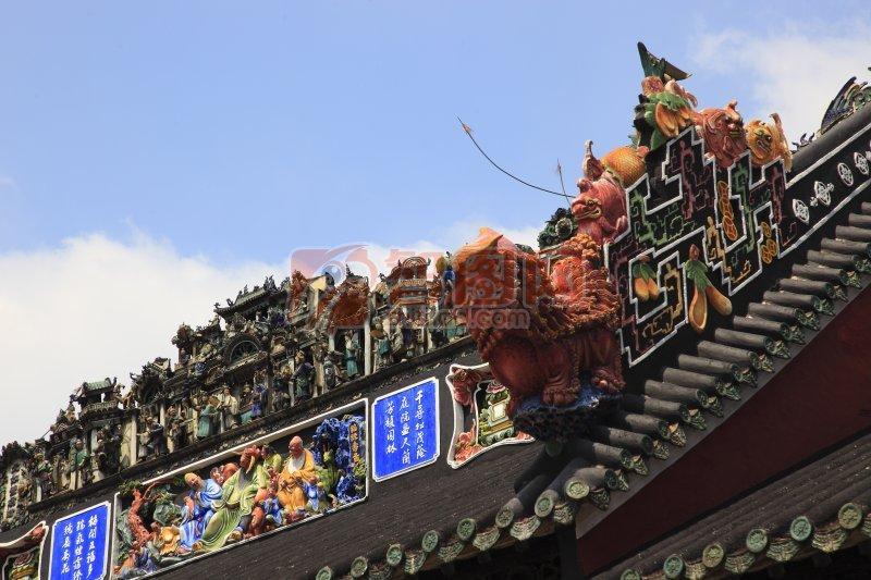 广州图片005-陈家祠