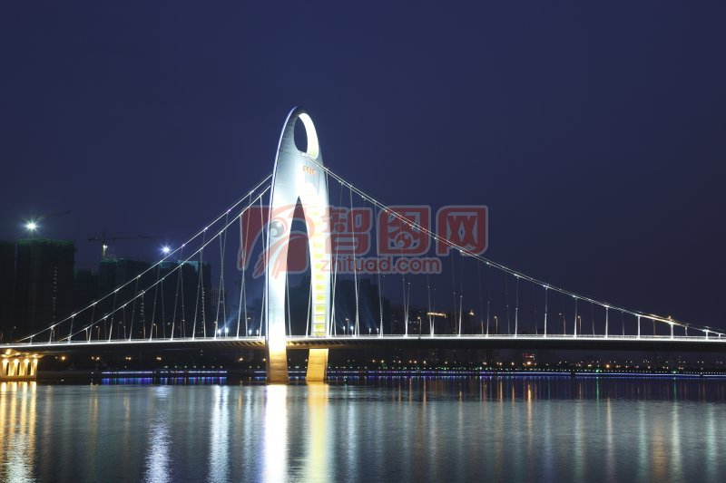 廣州圖片026-獵德大橋
