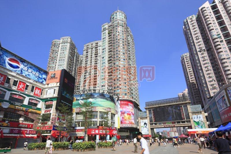 广州图片030-上下九步行街