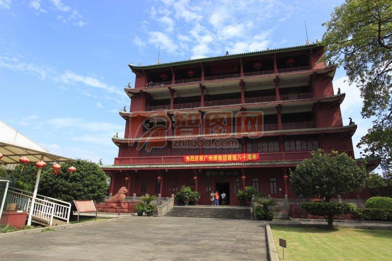 广州图片037-镇海楼