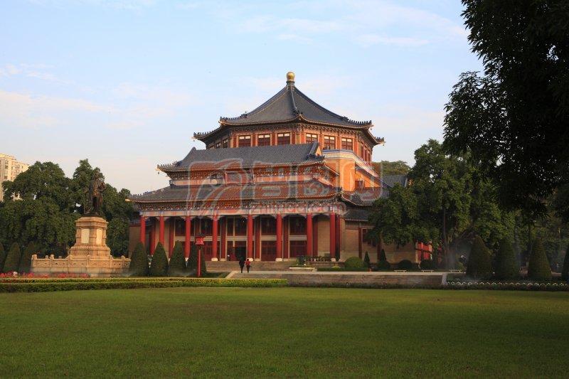 广州图片040-中山纪念堂