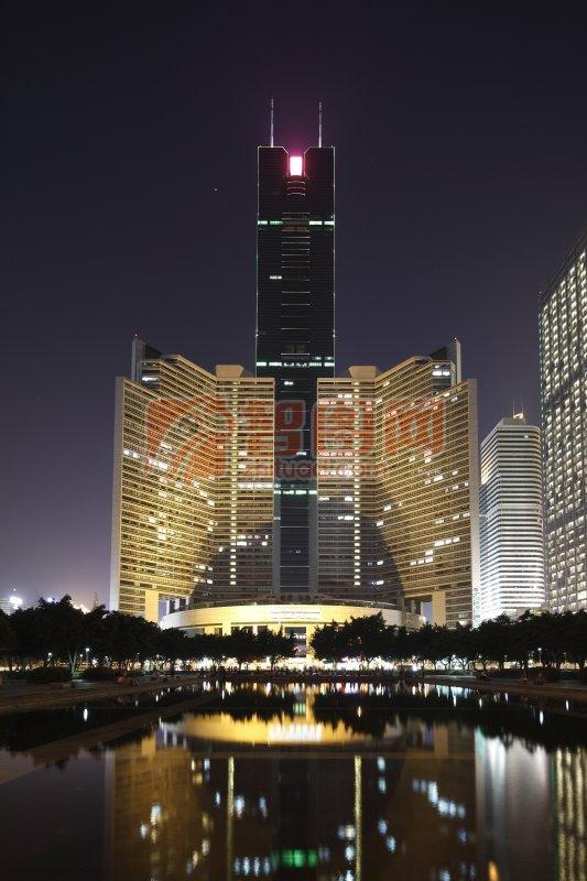 广州图片043-中信大厦