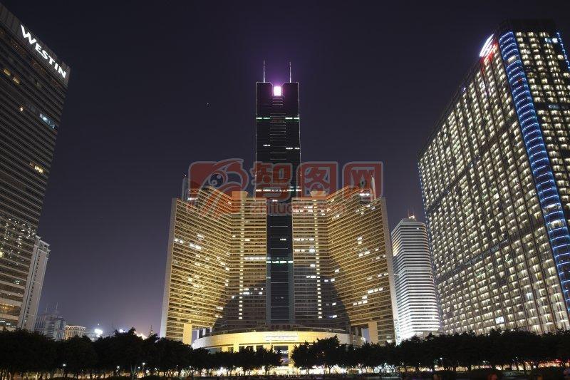 广州图片042-中信大厦