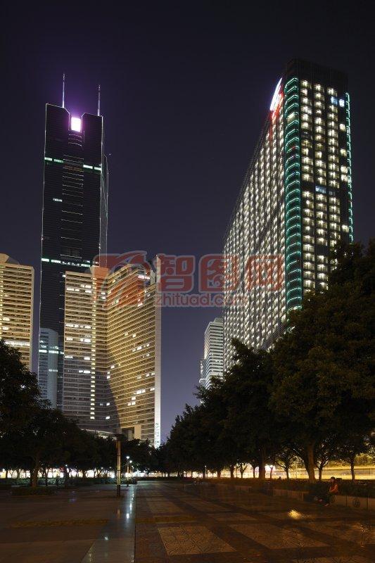 广州图片044-中信大厦