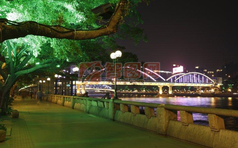 广州图片051-珠江两岸