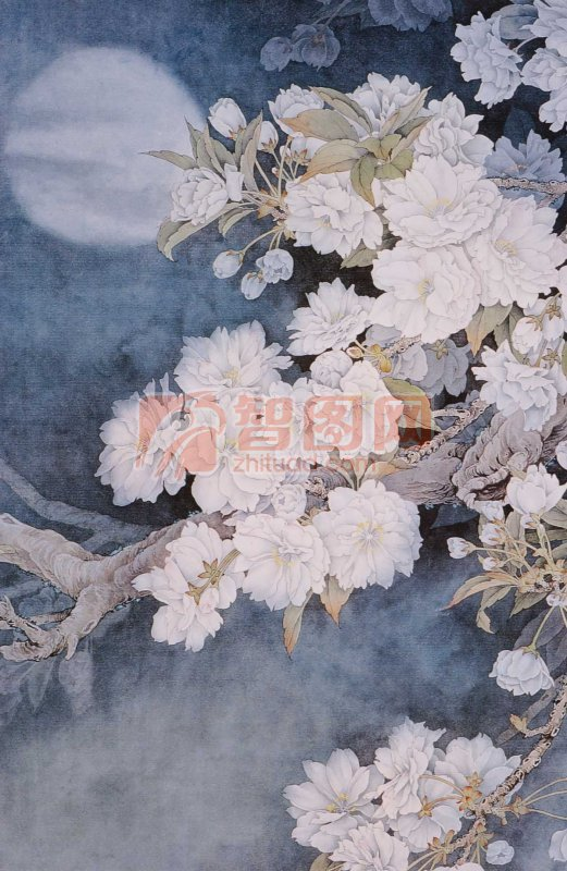 中国画元素