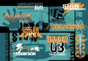 urban sign城市标识