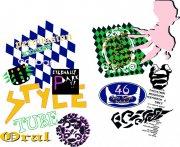 club标识