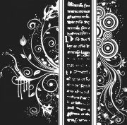 英文字母素材