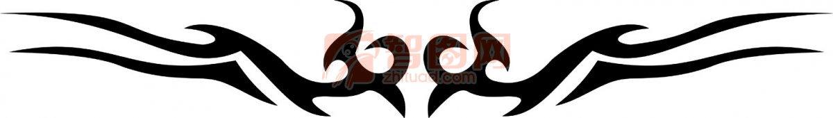 部落花纹元素14