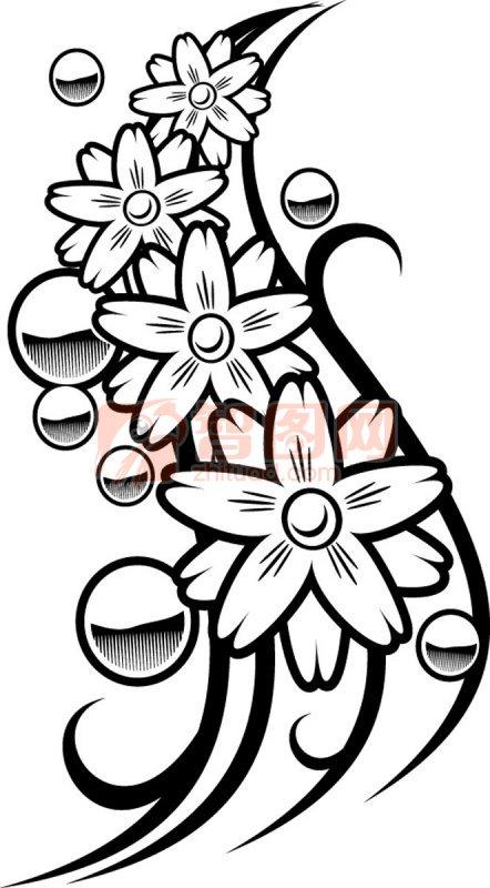 纹身花纹07