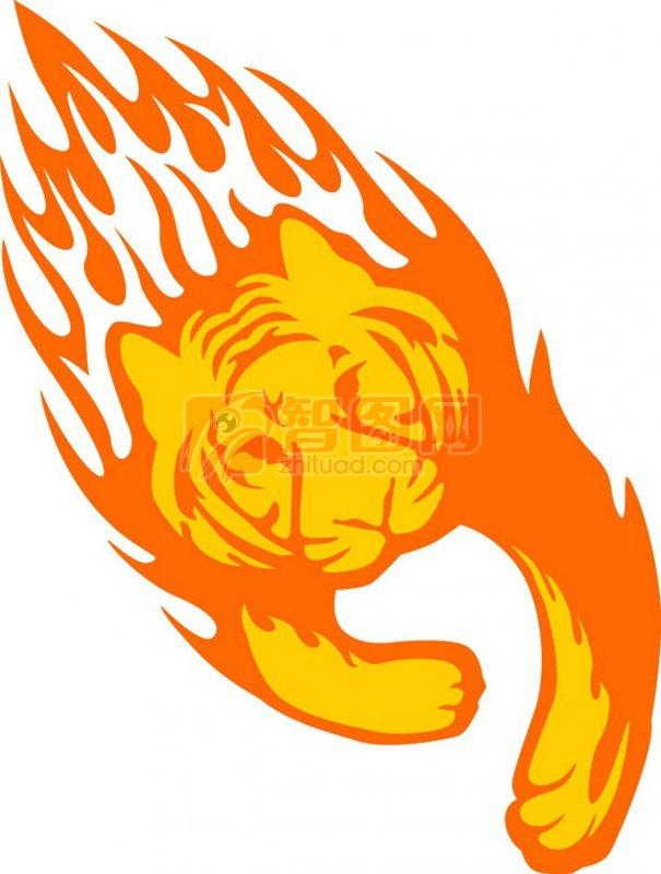 首页 矢量专区 底纹边框 花纹花边  关键词: 说明:-老虎火焰元素 上一