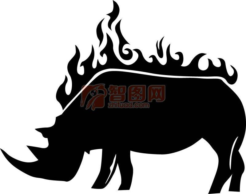 犀牛_犀牛蜥蜴_小犀牛_雅马哈犀牛_犀牛模型_犀牛 ...