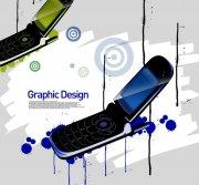 手机花纹设计